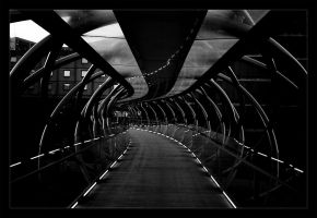 Leith walk bridge II by moinerus