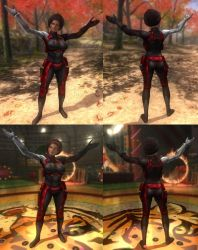 DoA5 Mod - Lisa: Misty Knight Cosplay by Segadordelinks