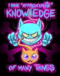 Approximate Knowledge - Tshirt Design by Asten-94