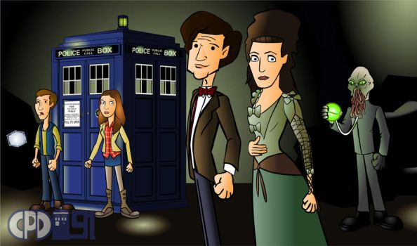 The Doctor's Wife by CPD-91