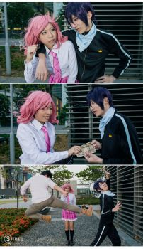 Noragami: Kofuku Gets Scammed by ruby-hearts