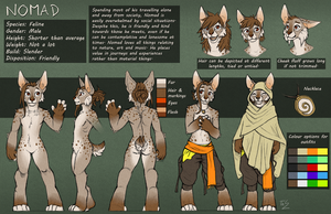 Introducing Nomad by TasDraws