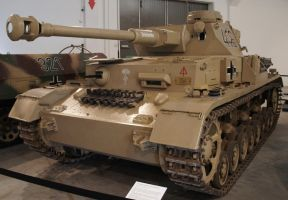 PzKpfw IV Ausf. G  01 by cailleachdhubh