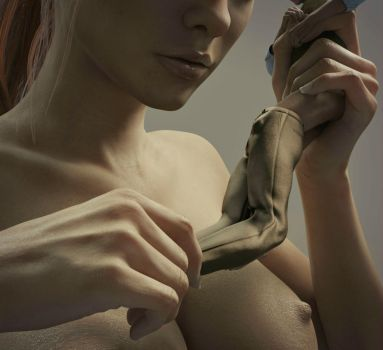 State of Undress by Flagg3D