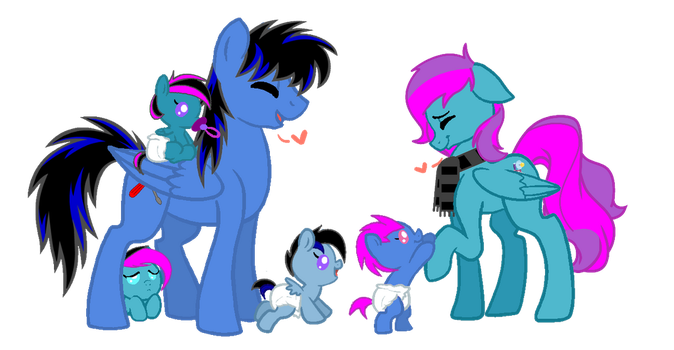 The Dysfunctional Family by sharpster25