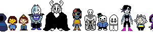 Undertale AU - Interchanged (UPDATED) by The-Smileyy
