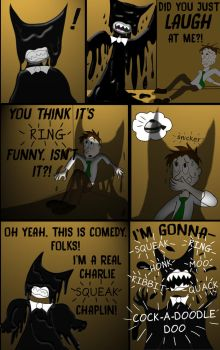 BATIM: Breaking the Spell Pg 3 by RaltheCommentator