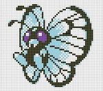 Butterfree by Hama-Girl