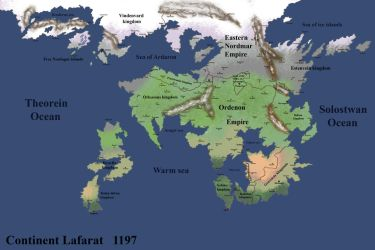 Continent Lafarat map 2.1 by RomkaLight