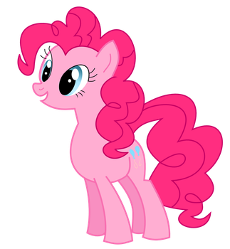 Pinkie Pie by Xyzzizzle
