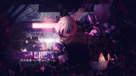 Tokyo Ghoul wallpaper by Aura-Blade4
