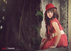 Red Doll by bwaworga