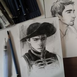 Lee Pace by namusw