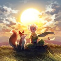 The Little Prince by nikogeyer