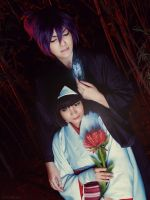 Noragami: The Name You Gave Me by behindinfinity