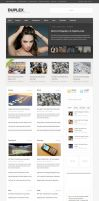 Duplex WordPress Theme by ormanclark