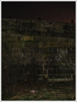 Another Brick in the Wall by hiwitori