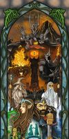 The Lord of the Rings by GREAT-ODEN