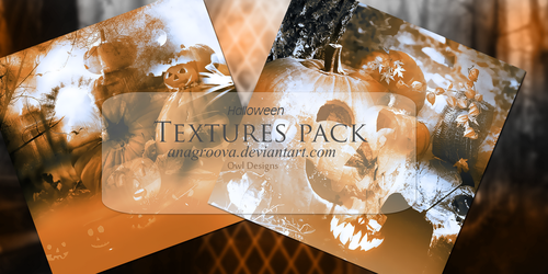 Halloween Textures pack by Anagroova