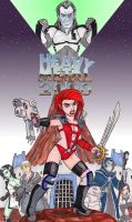 Kim Metal 2000 by korblborp