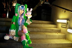 Date A Live - Yoshino by Xeno-Photography