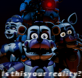 C4d | Or are you just stuck in a dream? - Poster by The-Smileyy