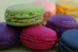 macarons III by lucie-in-the-sKy