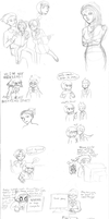PW sketchdump 2 by androidgirl