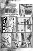 Viva page 1 bw by charlando