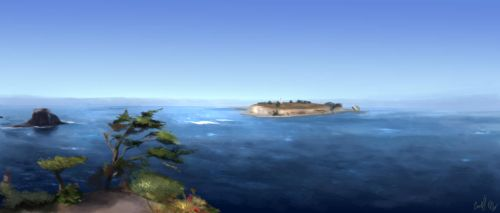 Cape Flattery by pink-KILLER