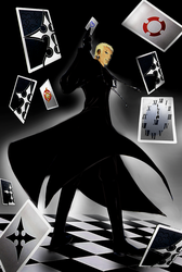 No.X: Luxord's Game by Zedela