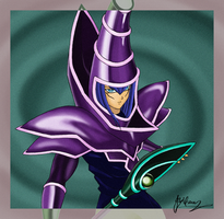 Dark Magician II by VortexOfSaturn