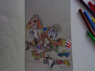 new drawing by westhemime