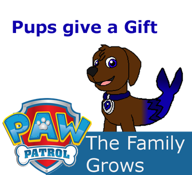 Paw Patrol  The Family Grows, Episode 07 by Wolf-Prince-Leon