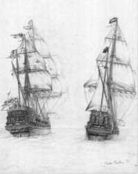 The Pirates by Patroclos