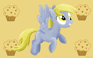 My Little Pony - Derpy Hooves by Rosy-forever