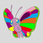 Butterfree by Zanny-Marie