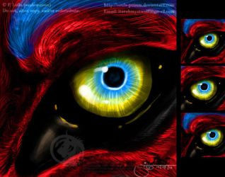 Chase's Eye - Icon by soulspoison