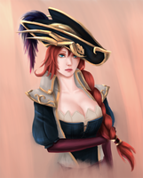 Miss Fortune by Okami49