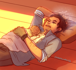 Naptime by chaoswalks