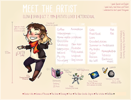 Meet The Artist by sadvi