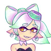 Marie Splatoon by Ramdraws