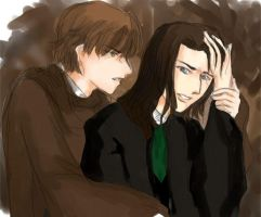 Frustrated by Severus-x-Remus-Club