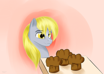 Muffins? by Renarde-Louve