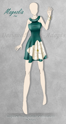 Magnolia Outfit by 96-Adopts
