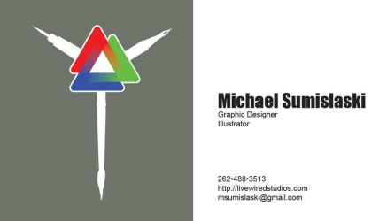 Business Card by livewiredstudios