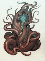 Yog-sothoth by CultistCarl