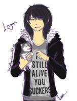 Logan by TheCruelAngel