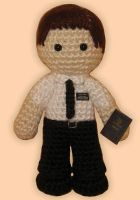 Amigurumi Elder Price from The Book of Mormon by ShadyCreations