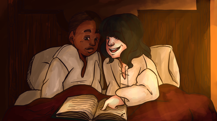 Bedtime Stories by Alexander-Rowe